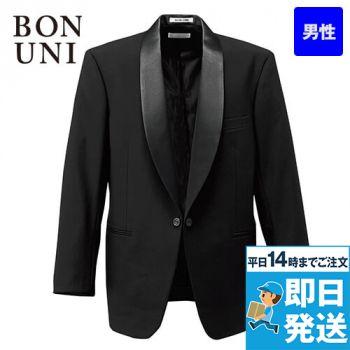 01103-05 BONUNI(ボストン商会) 拝絹タキシード(男性用) ショールカラー フォーマルクロス