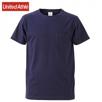 ファインジャージー Tシャツ(ポケ付)(