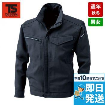 TS DESIGN 8116 製品制電アクティブ長袖ジャケット(JIS T8118適合)(男女兼用)