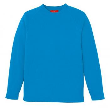 スムース長袖Tシャツ