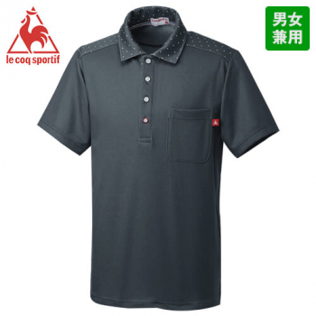 UZL3062 ルコック ニットシャツ(男女兼用)