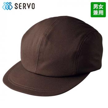 GA-6185 Servo(サーヴォ) キャップ(ネット付)