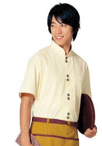 黄の着用例