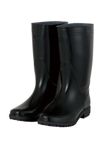 [コーコス]安全靴 PVC長靴 非耐油