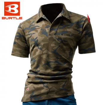 バートル 4058 [春夏用]オープンカラーポロシャツ