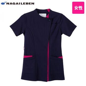 RF5157 ナガイレーベン(nagaileben) 女子スクラブ