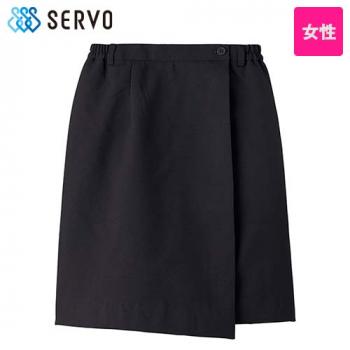 BF-3846 Servo(サーヴォ) ラップキュロット(脇ゴム入)
