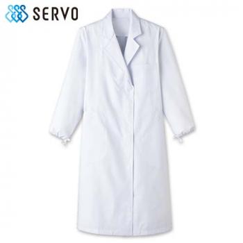 MR-120 Servo(サーヴォ) 長袖/検査衣 女性用