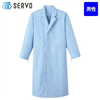 KF-111 Servo(サーヴォ) 検査衣/長袖 男性用