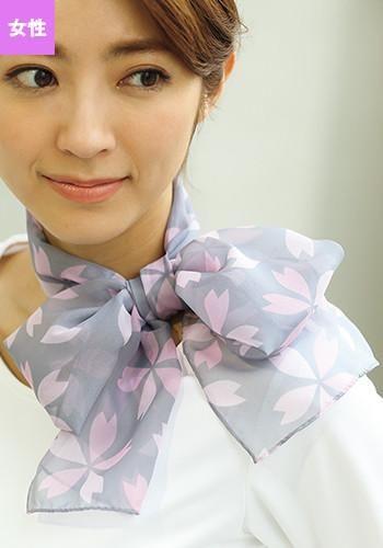 [フェローズ]フォーマル スカーフ