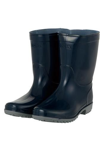 安全靴 PVC長靴ショート