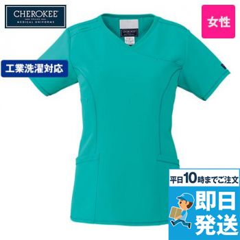 [在庫限り]CH752 FOLK(フォーク)×CHEROKEE(チェロキー) レディーススクラブ(女性用)