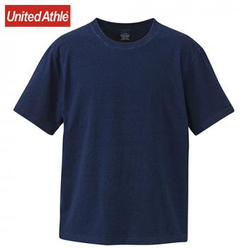 インディゴTシャツ(5.3オンス)(男女兼用)