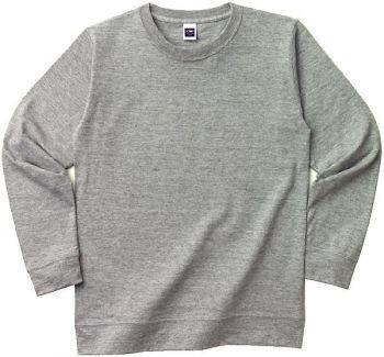 長袖ジャージィーTシャツ(カラー)