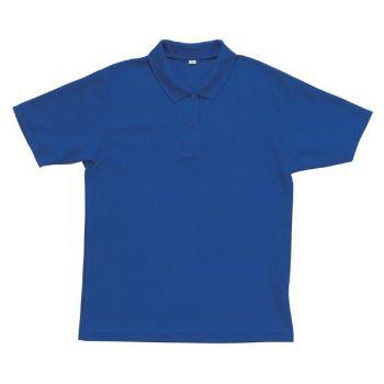 E/C60鹿の子半袖ポロシャツ(レディー