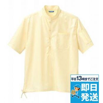 プルオーバーシャツ(半袖)[兼用]