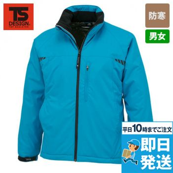 1625 TS DESIGN ライトウォーム ウインタージャケット(男女兼用)