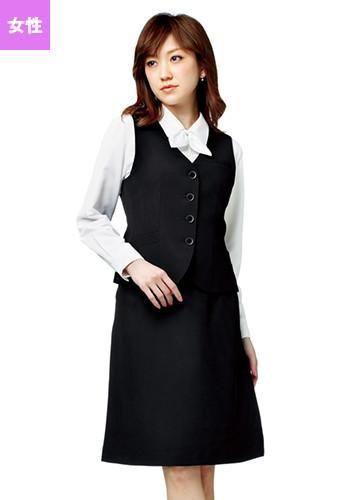 [グロウ]事務服 Aラインスカート