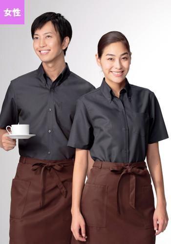 622 KAZEN 半袖シャツ(女性用)