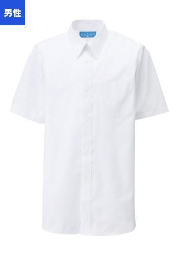 半袖シャツ(男性用) ブロード TC