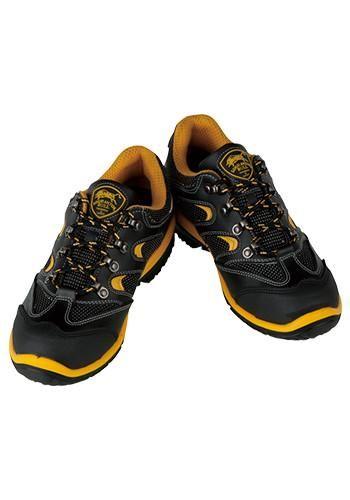安全靴 BULLセーフティー(イエロー)