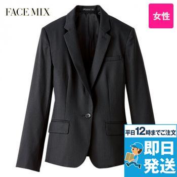 FJ0318L FACEMIX ストレッチジャケット(女性用)