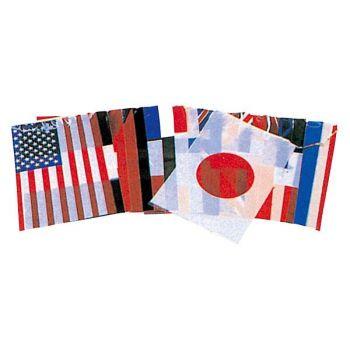 万国旗(ポリエチレン)