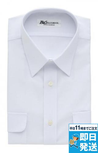 [アイトス]半袖カッターシャツ