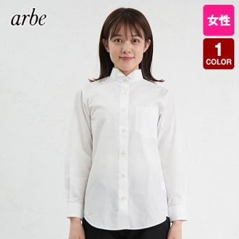 KM-4039 チトセ(アルベ) ウィングカラーシャツ/長袖(女性用)