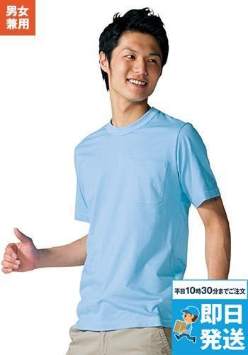 半袖Tシャツ 天竺 綿100%