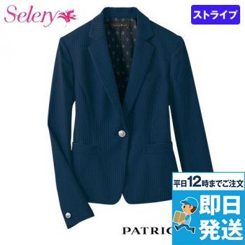 SELERY(セロリー) S-24671 [通年]PATRICK COX(パトリック・コックス)高機能ストライプジャケット