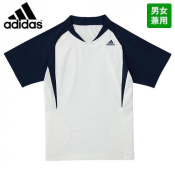 SMS122-10 15 18 adidasアディダス スクラブ(男女兼用)