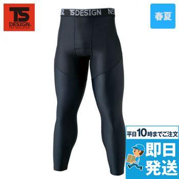 TS DESIGN 84122 [春夏用]接触冷感ロングパンツ(男性用)