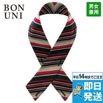 48313 BONUNI(ボストン商会) 和風カットソー用替衿(男女兼用) 和縞柄 井桁柄