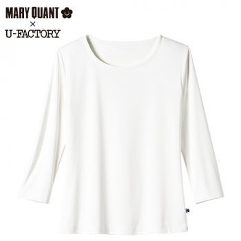 M13031 13032 Mary Quant 七分袖カットソー