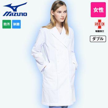 MZ-0223 ミズノ(mizuno) ドクターコート/長袖(女性用)