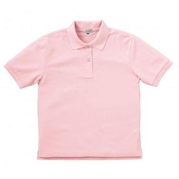 裏綿半袖ポロシャツ(女性用)