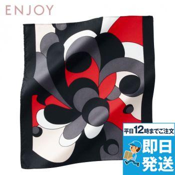 EAZ486 enjoy ミニスカーフ 98-EAZ486