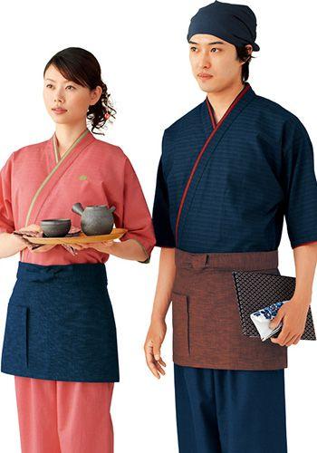 桜・藍の着用例