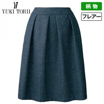 YT3915 ユキトリイ [秋冬用]フレアースカート