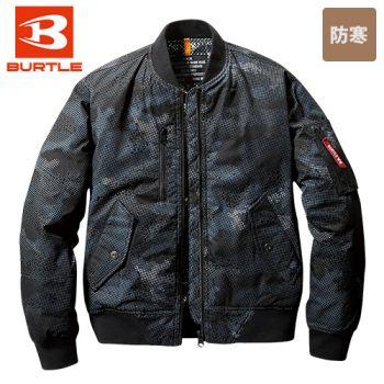 バートル 5260 [秋冬用]MA-1 フライト防寒ジャケット(男女兼用)