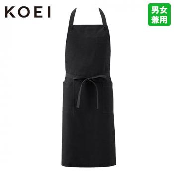 KI750 興栄繊商 軽量胸当てエプロン(男女兼用)