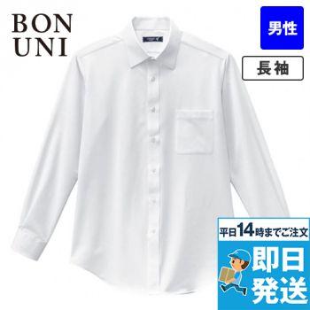24116 BONUNI(ボストン商会) ニットシャツ/長袖(男性用)