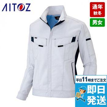 AZ6801 アイトス 長袖ブルゾン(男女兼用)