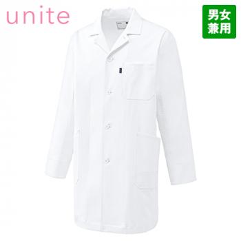 UN-0100 UNITE(ユナイト) ドクターコート(長袖)(男女兼用)