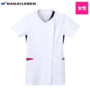 LX4102 ナガイレーベン(nagaileben) 女子スクラブ