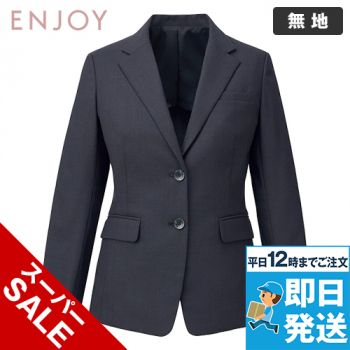 ENJOY EAJ820 [通年]テーラードジャケット/ニュートラルストレッチ