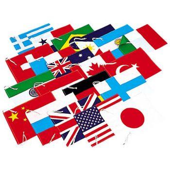万国旗(布)