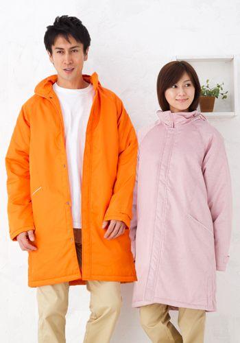 オレンジ 男性180cm / ピンク 女