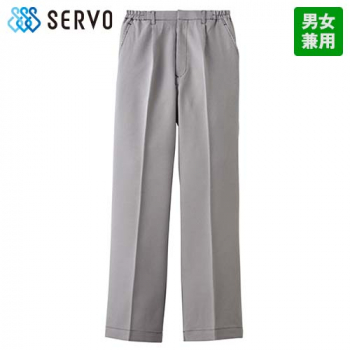 AN-455 456 Servo(サーヴォ) 千鳥格子パンツ(男女兼用)